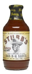 Stubb's Honey Peacon Sauce 530 ml