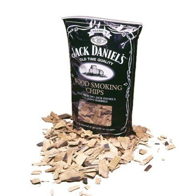 JACK DANIEL'S Wood Smoking Chips 1KG