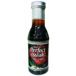 "BROIL KING Steak Marinade ""The perfect Steak"" 350 ml"
