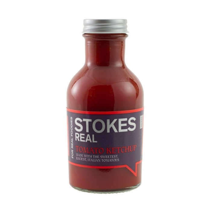 STOKES Real Tomato Ketchup 257ml
