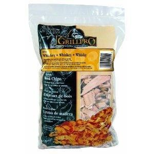 GRILLPRO Whiskey Flavour Wood Chips